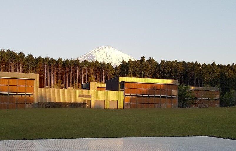 またまた富士山を見てきました!